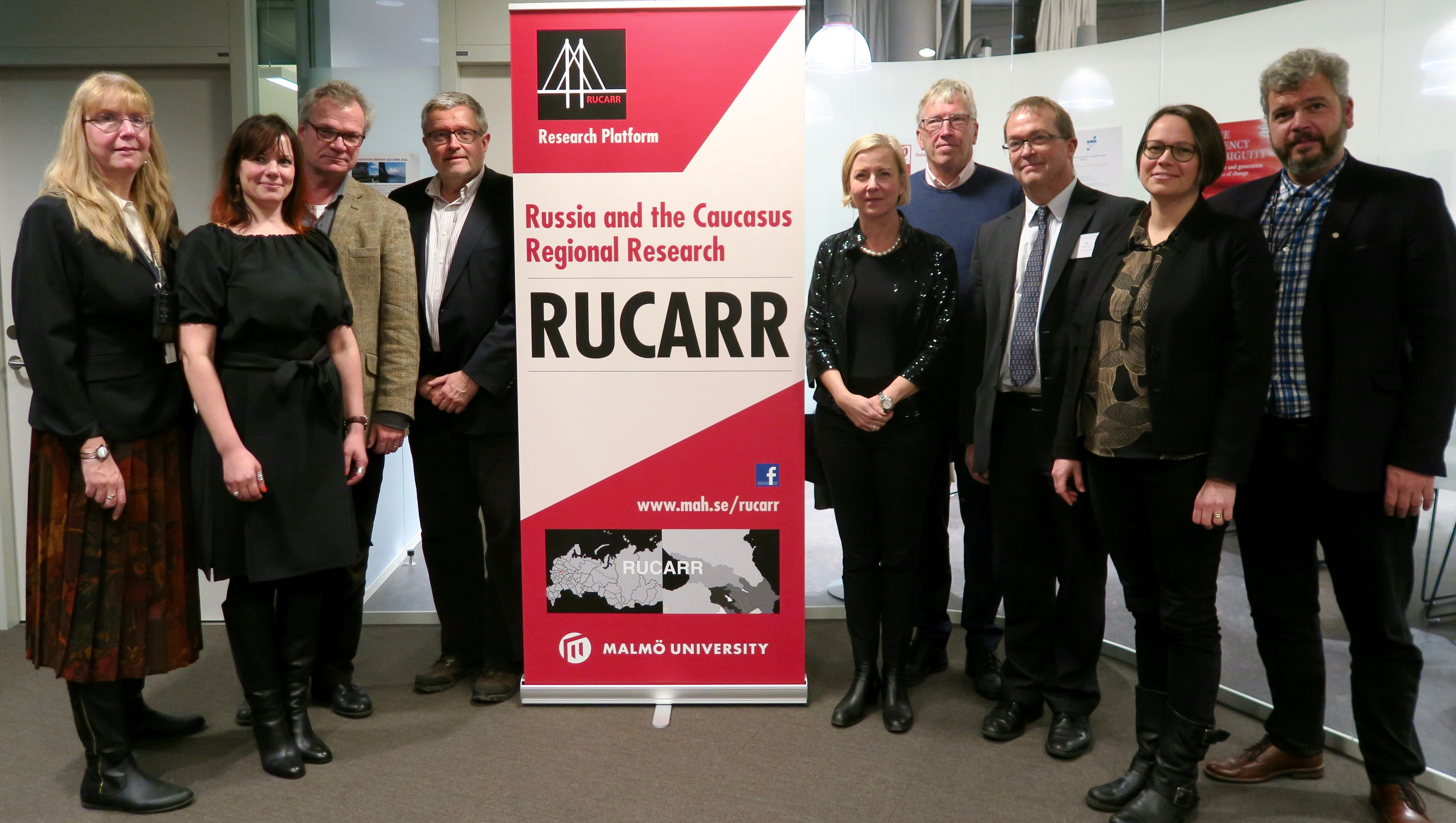 RUCARR – Advisory board
